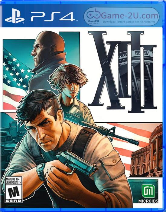 XIII PS4 PKG