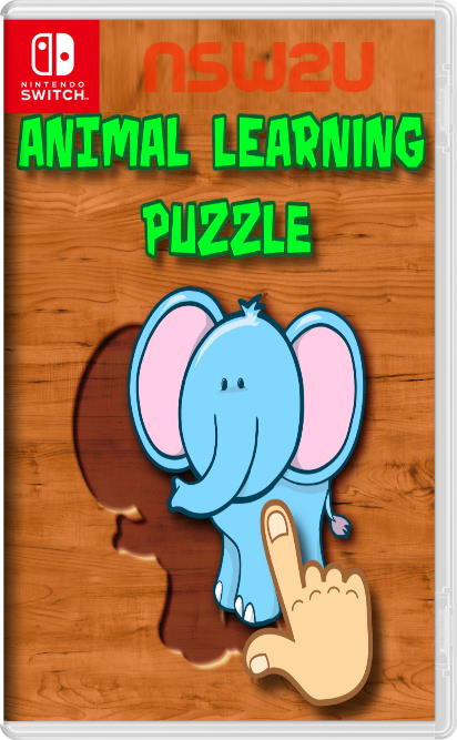 Animal Learning Puzzle for Toddlers and Kids Switch NSP XCI NSZ