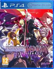 Under Night In-Birth Exe:Late[st] PS4 PKG