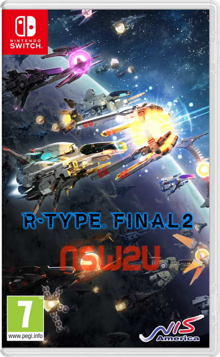 R-Type Final 2 Switch NSP XCI NSZ