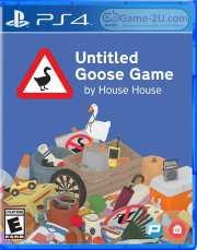 Untitled Goose Game PS4 PKG
