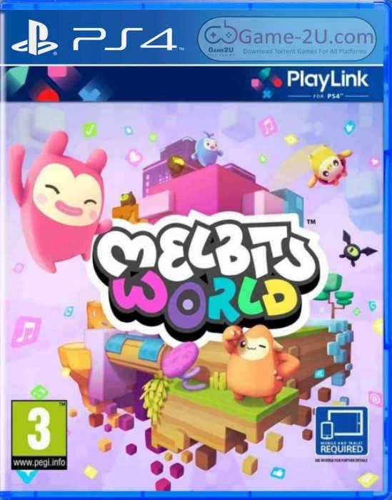 Melbits World PS4 PKG