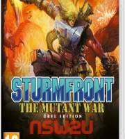SturmFront – The Mutant War: Übel Edition Switch NSP XCI NSZ