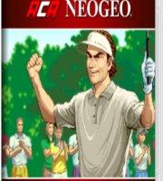 ACA NEOGEO BIG TOURNAMENT GOLF Switch NSP XCI
