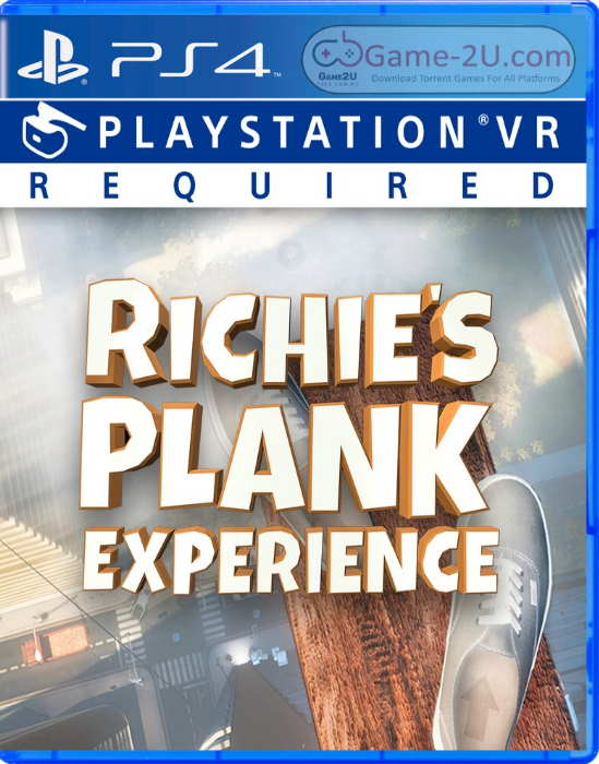 Richies Plank Experience PS4 PKG