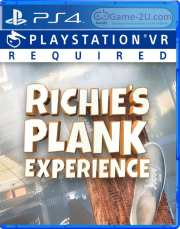 Richie's Plank Experience PS4 PKG