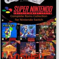SNES Complete Roms Collection for Nintendo Switch NSP