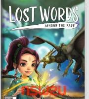 Lost Words: Beyond the Page Switch NSP XCI NSZ