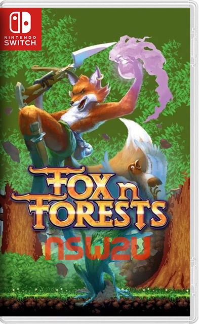 FOX n FORESTS Switch NSP XCI NSZ