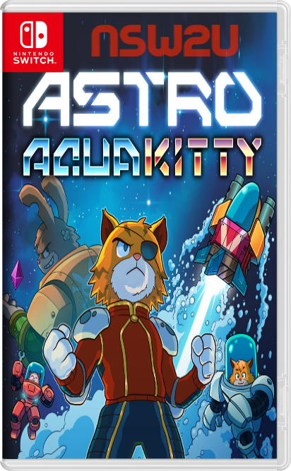 ASTRO AQUA KITTY Switch NSP XCI