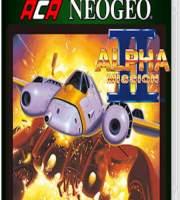 ACA NEOGEO ALPHA MISSION II Switch NSP XCI