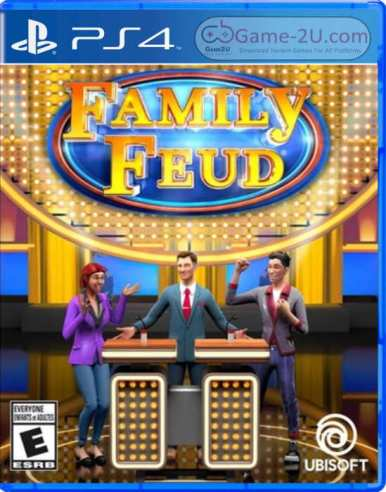 Family Feud PS4 PKG