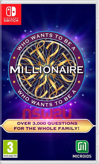 Who Wants to Be a Millionaire Switch NSP XCI NSZ