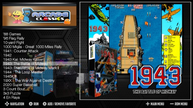 FBA Arcade Complete Roms Collection for Nintendo Switch