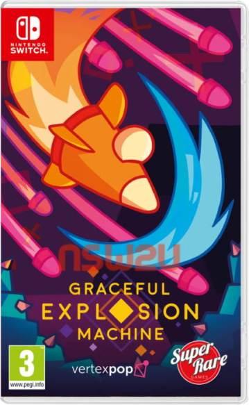 Graceful Explosion Machine Switch NSP XCI NSZ