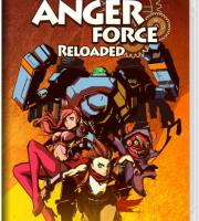 AngerForce: Reloaded for Nintendo Switch NSP XCI