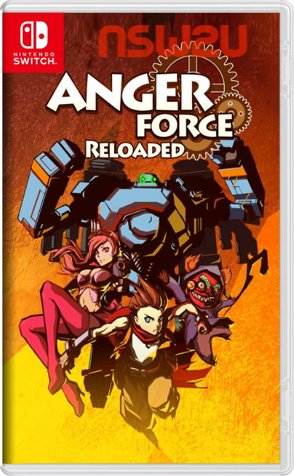 AngerForce Reloaded for Nintendo Switch NSP XCI NSZ