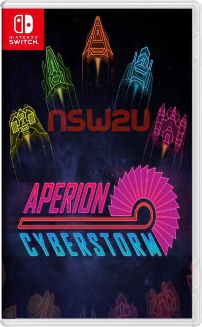 Aperion Cyberstorm Switch NSP XCI NSZ