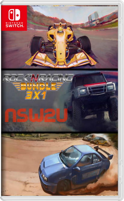 Rock N Racing Bundle 3 in 1 Switch NSP XCI NSZ