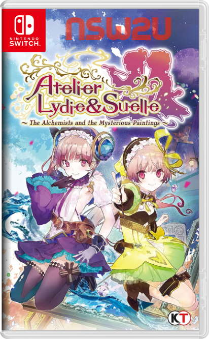 Atelier Lydie and Suelle The Alchemists and the Mysterious Paintings Switch NSP XCI NSZ