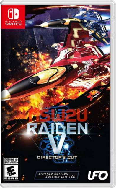 Raiden V Directors Cut Switch NSP XCI NSZ