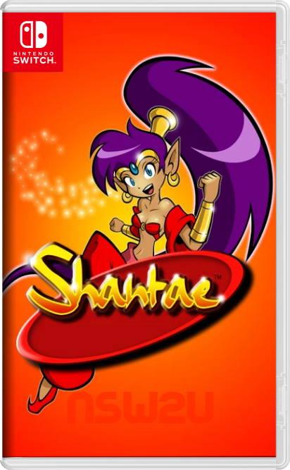 Shantae Switch NSP XCI NSZ