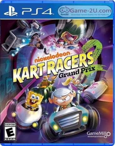 Nickelodeon Kart Racers 2 Grand Prix PS4 PKG