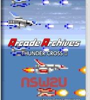 Arcade Archives THUNDER CROSS II Switch NSP XCI