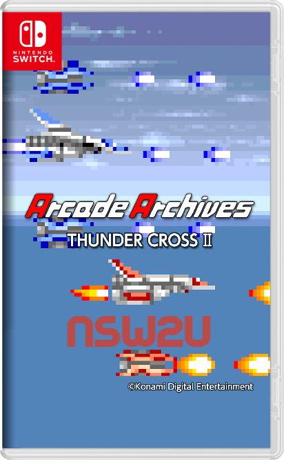 Arcade Archives THUNDER CROSS II Switch NSP XCI NSZ