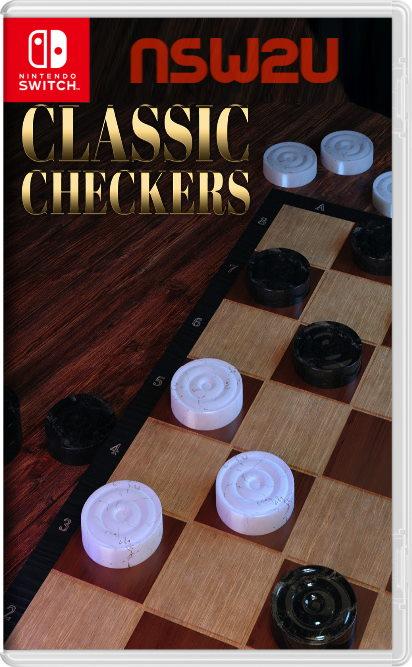 Classic Checkers Switch NSP XCI NSZ