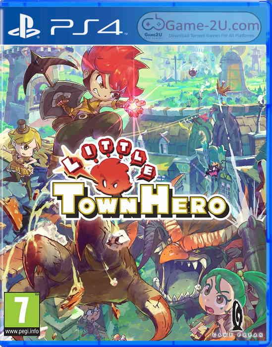 Little Town Hero PS4 PKG