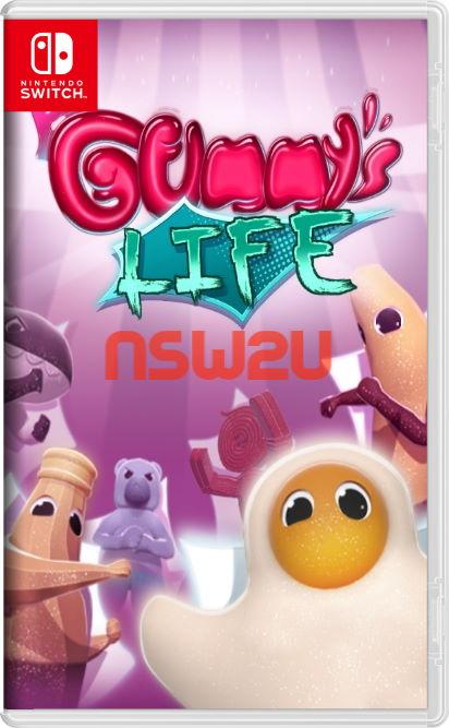 A Gummys Life Switch NSP XCI NSZ