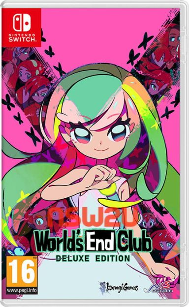 Worlds End Club Switch NSP XCI NSZ