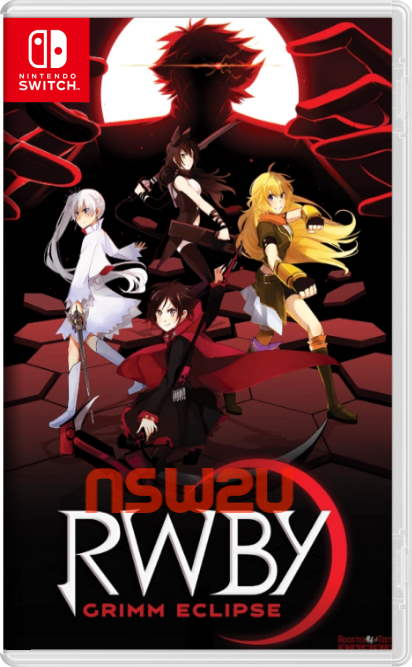 RWBY: Grimm Eclipse – Definitive Edition Switch NSP XCI NSZ