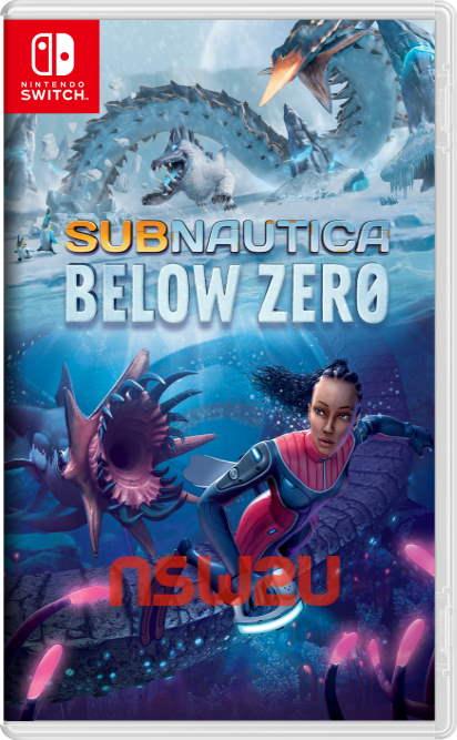 Subnautica Below Zero Switch NSP XCI NSZ