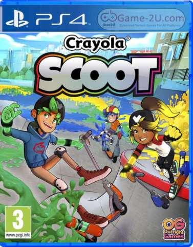 Crayola Scoot Switch NSP XCI NSZ