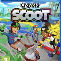 Crayola Scoot PS4 PKG