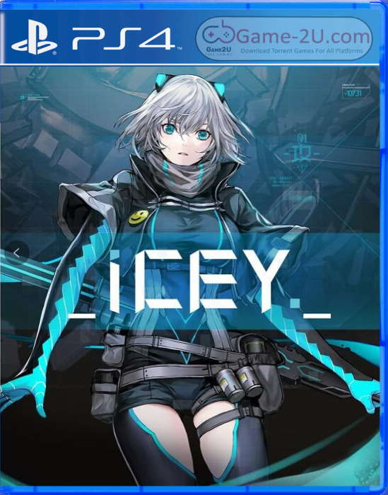 ICEY PS4 PKG