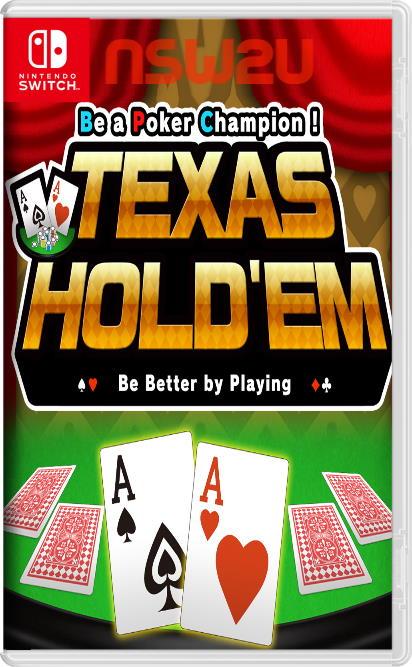 Be a Poker Champion Texas Holdem Switch NSP XCI
