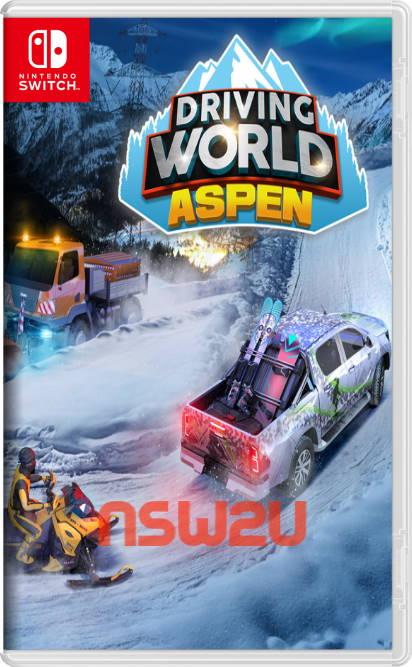 Driving World Aspen Switch NSP XCI NSZ
