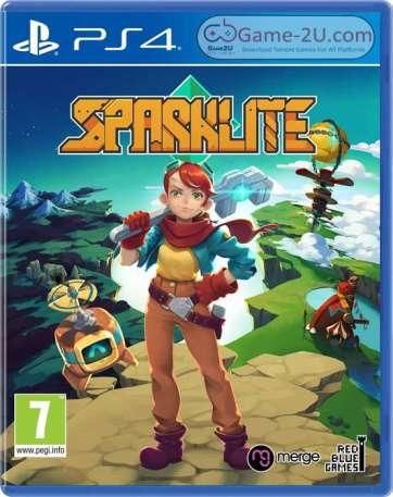 Sparklite PS4 PKG