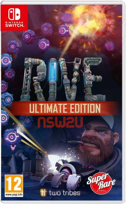 RIVE Ultimate Edition Switch NSP XCI NSZ