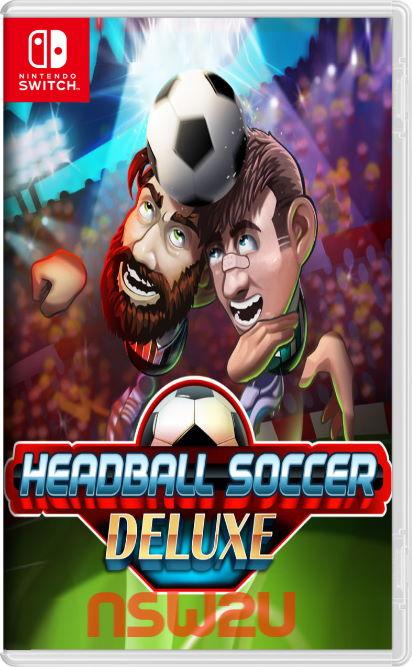 Headball Soccer Deluxe Switch NSP XCI NSZ
