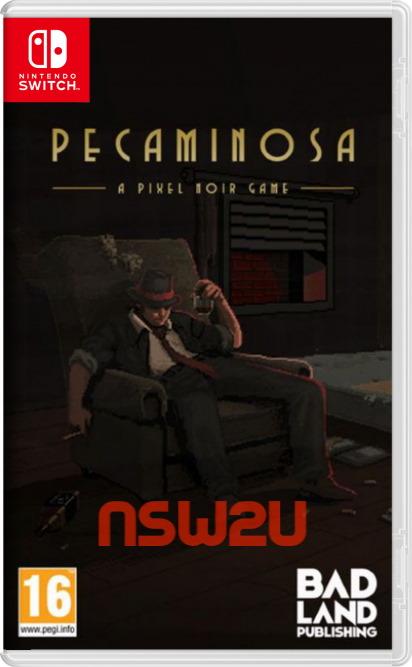 Pecaminosa - a pixel noir game Switch NSP XCI NSZ