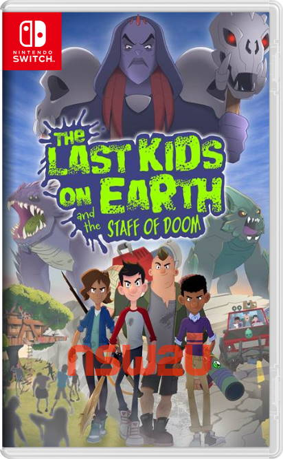 The Last Kids on Earth and the Staff of Doom Switch NSP XCI NSZ