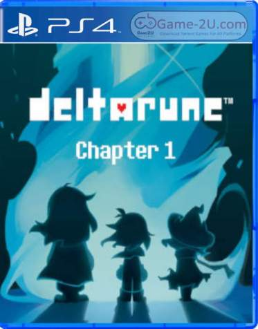 DELTARUNE Chapter 1 PS4 PKG