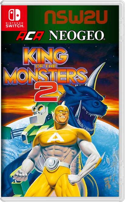 ACA NEOGEO KING OF THE MONSTERS 2 Switch NSP XCI NSZ