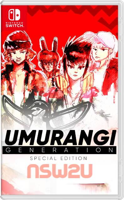 Umurangi Generation Special Edition Switch NSP XCI NSZ