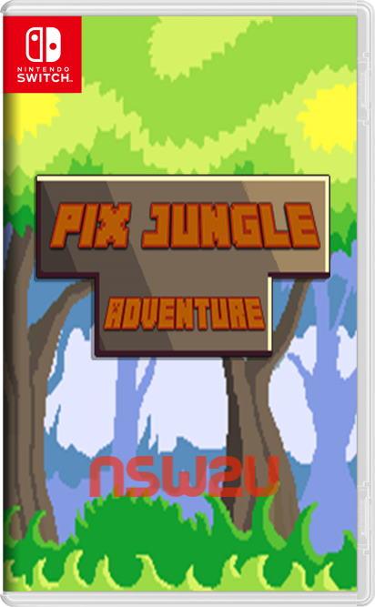 Pix Jungle Adventures Switch NSP XCI NSZ