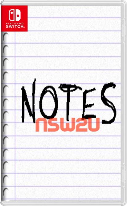Notes Switch NSP XCI NSZ